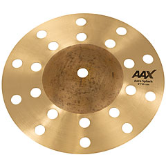"Sabian AAX 8"" Aero Splash Natural Finish"