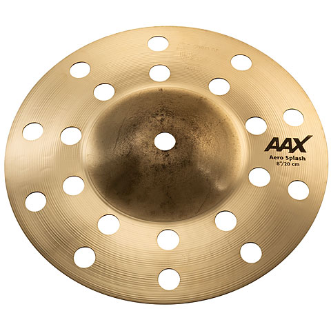 Sabian AAX 8  Brilliant Aero Splash
