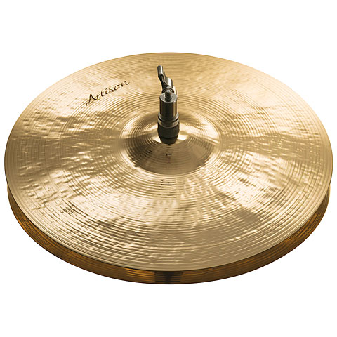 Sabian Artisan14  Brilliant Light HiHat