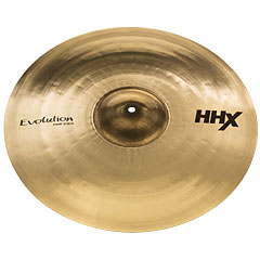 "Sabian HHX Evolution 19"" Crash « Crash"