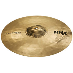 "Sabian HHX Evolution 21"" Ride « Cymbale Ride"
