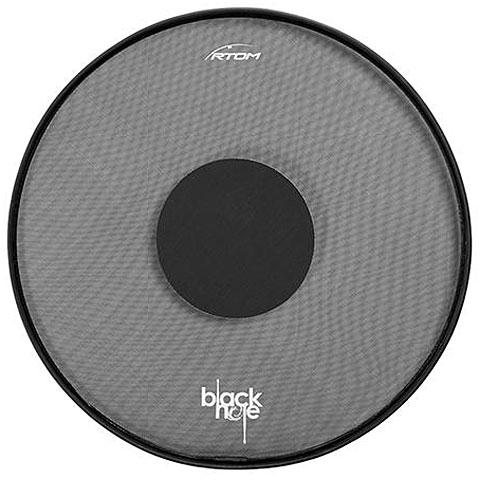 "RTOM Black Hole 10"" Practice Pad"