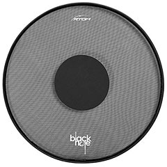 "RTOM Black Hole 22"" Bassdrum Practice Pad « Pad de práctica"