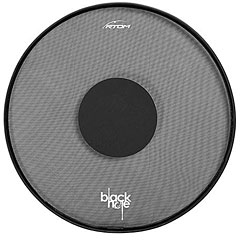 "RTOM Black Hole 24"" Bassdrum Practice Pad « Pad de práctica"