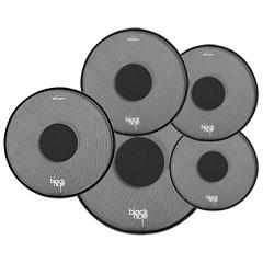 RTOM Black Hole 20/10/12/14/14 Practice Pad Set « Pad de práctica