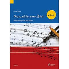 Schott Singen auf den ersten Blick - Chor « Bladmuziek voor koren