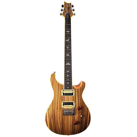 PRS SE Custom 24 Zebrawood Limited 2017