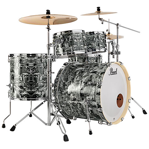 Pearl Export 22  Street Life LTD Drumset