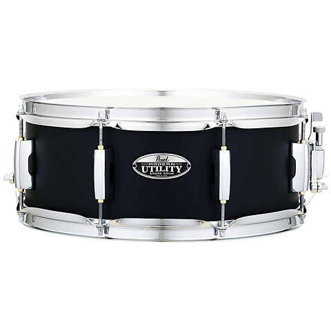 "Caisse claire Pearl Modern Utility 14"" x 5,5"" Black Ice Snare"