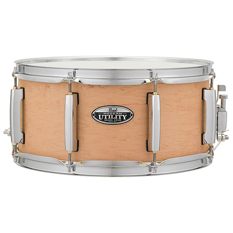 Pearl Modern Utility 14  x 6,5  Matte Natural Snare