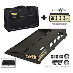 Friedman Tour Pro 1525 - Gold Pack « Pedalboard