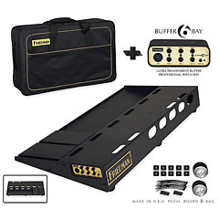 Friedman Tour Pro 1530 - Gold Pack « Case för Effektpedaler