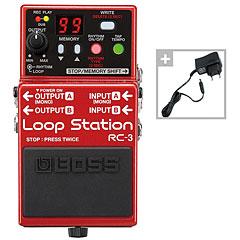 Boss RC-3 Power Bundle « Effektgerät E-Gitarre