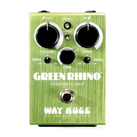 Guitar Effect Way Huge Green Rhino MK IV