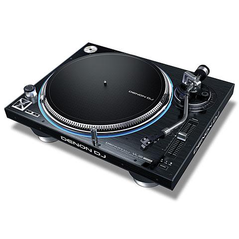 Denon VL12 Prime Professional Direct Drive DJ Turntable
