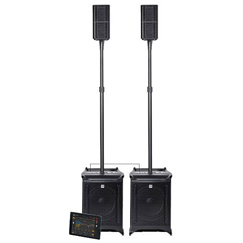 HK-Audio Lucas Nano 608i/602 Twin Stereo System