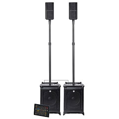 HK-Audio Lucas Nano 608i/602 Twin Stereo System « Active PA-Speakers