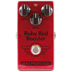 Mad Professor Ruby Red Booster « Pedal guitarra eléctrica