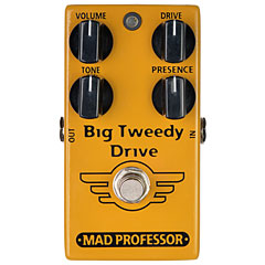 Mad Professor Big Tweedy Drive « Pedal guitarra eléctrica