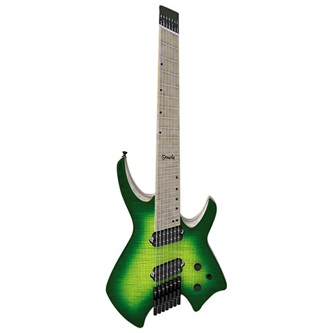 Ormsby GTR Goliath 7 Moore Edition (Run4) « Guitare électrique