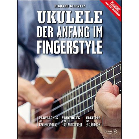 Doblinger Ukulele Der Anfang im Fingerstyle