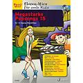 Play-Along Schott Megastarke Popsongs 15
