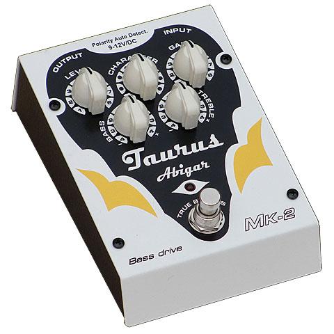 Effets pour basse électrique Taurus Abigar MK-2 Bass Drive