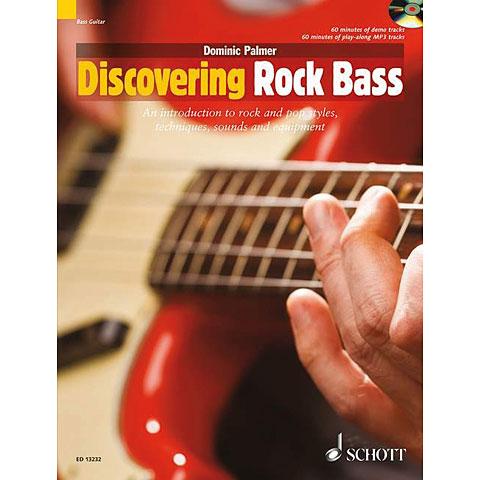 Schott Discovering Rock Bass