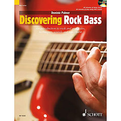 Schott Discovering Rock Bass « Instructional Book