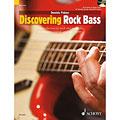 Libros didácticos Schott Discovering Rock Bass