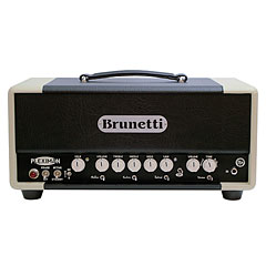 Brunetti Pleximan 50 Head « Guitar Amp Head