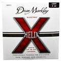 Cuerdas guitarra eléctr. Dean Markley 2511 LT Helix 009-042