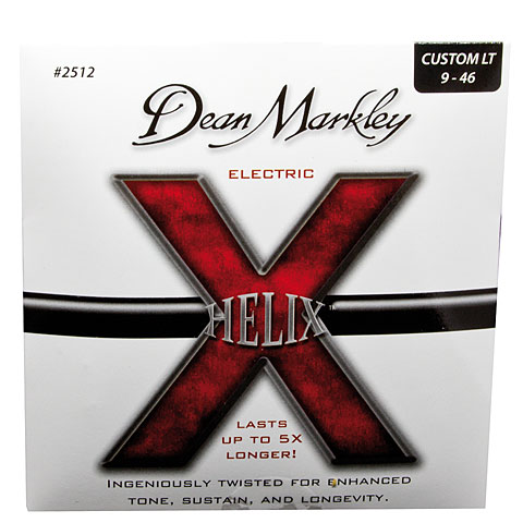 Dean Markley 2512 CL Helix 009-046