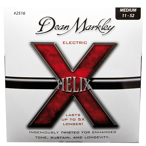 Dean Markley 2516 MED  Helix 011-052