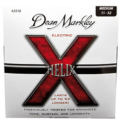 Dean Markley 2516 MED  Helix 011-052 « Electric Guitar Strings