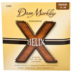 Dean Markley 2083 MED Helix .013-056 « Cuerdas guitarra acúst.