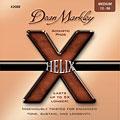 Cuerdas guitarra acúst. Dean Markley 2088 MED Helix .013-056