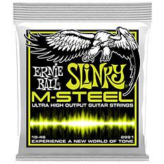 Ernie Ball M-Steel 2921  010-046 « Corde guitare électrique