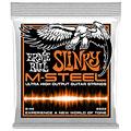 Set di corde per chitarra elettrica Ernie Ball M-Steel  EB2922  009-046