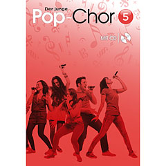 Bosworth Der junge Pop-Chor Band 5 « Choir Sheet Music
