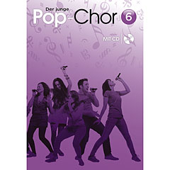 Bosworth Der junge Pop-Chor Band 6 « Partitions choeur