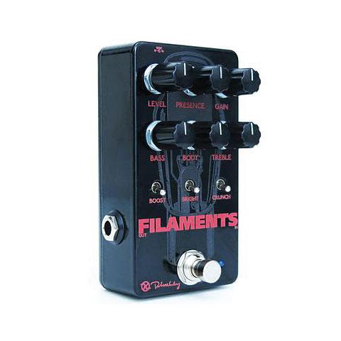 Pedal guitarra eléctrica Keeley Filaments Overdrive