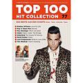 Libro de partituras Schott Top 100 Hit Collection Bd.77