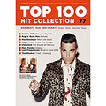 Libro de partituras Schott Top 100 Hit Collection Bd.77