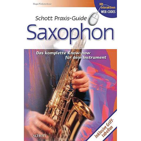 Schott Praxis Guide Saxophon
