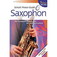 Schott Praxis Guide Saxophon « Guide Books