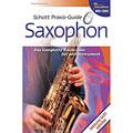 Manualetto Schott Praxis Guide Saxophon