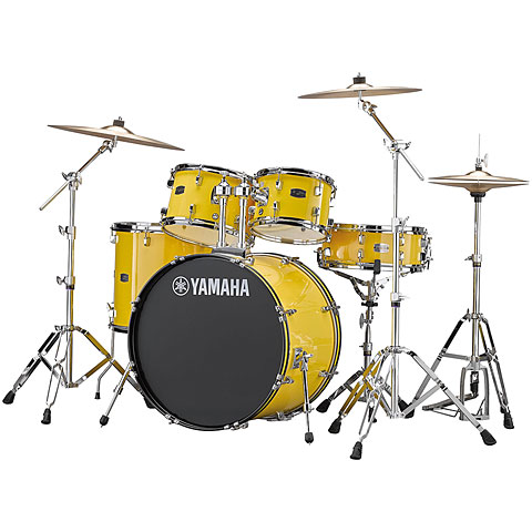 "Yamaha Rydeen 20"" Mellow Yellow Bundle"