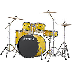 "Yamaha Rydeen 20"" Mellow Yellow Bundle « Batterie acoustique"