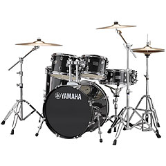 "Yamaha Rydeen 20"" Black Glitter Bundle « Drum Kit"